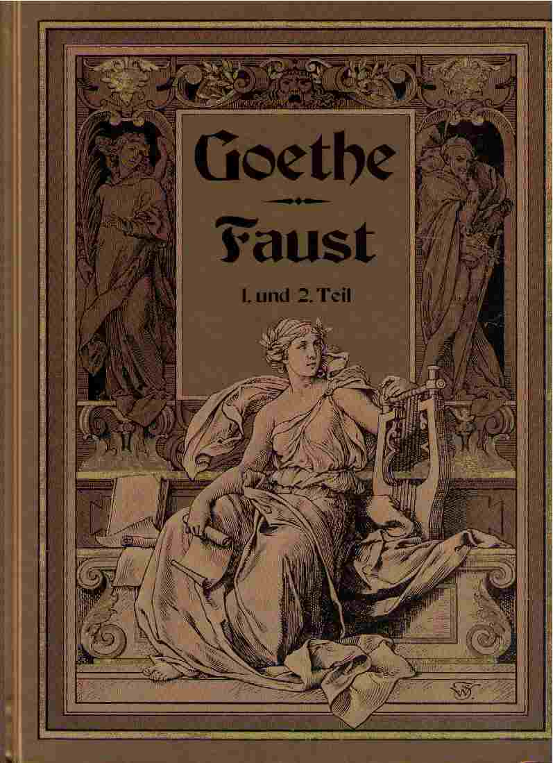 goethe faust essay Research is done to compare and contrast faust part one by goethe and candide by voltaire the paper tells that faust part one of goethe is basically a tragic play.